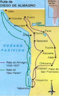 EL SIGLO XVI: EL INGRESO DE CHILE A LA REALIDAD MUNDIAL